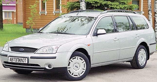 Мондео 2000 2007г в форд мондео универсал