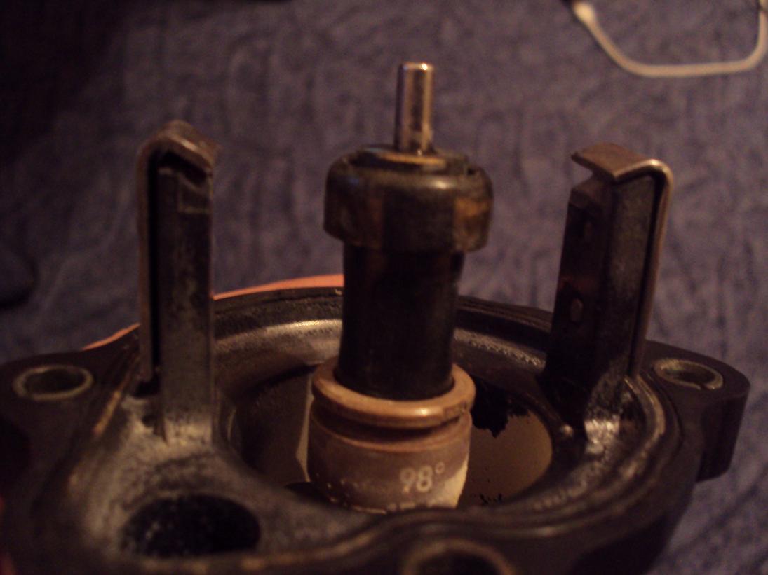 Термостат ремонт своими руками